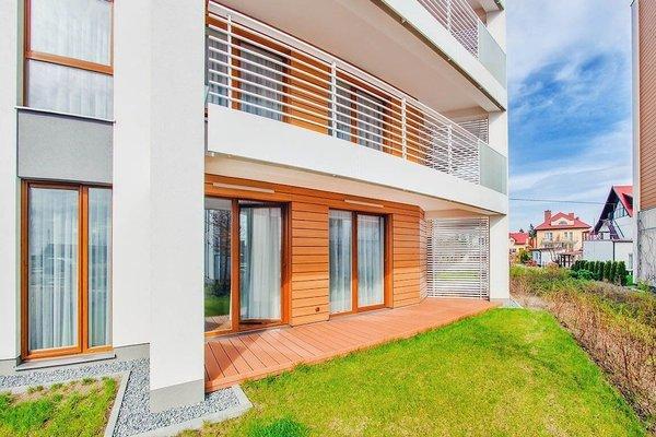 Apartamenty Sun&Snow Marina Katy Rybackie - фото 13