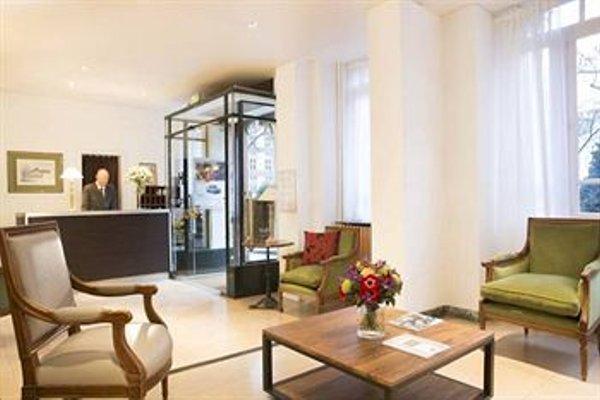 Central Hotel Paris - фото 3