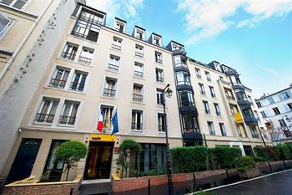 Staycity Aparthotels Gare de l'Est - фото 50