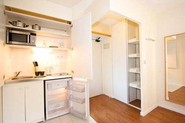 Staycity Aparthotels Gare de l'Est - фото 11