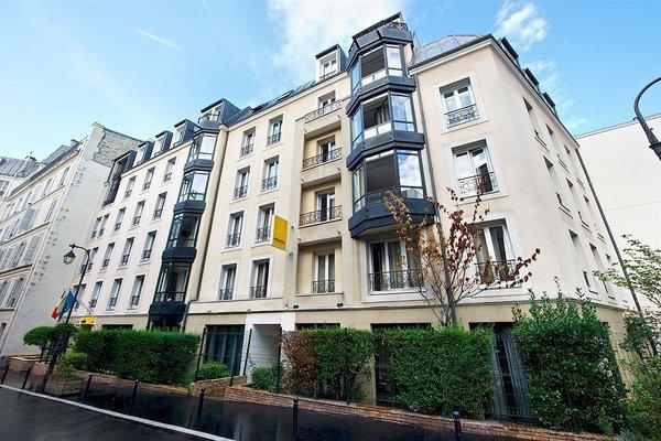 Staycity Aparthotels Gare de l'Est - фото 23