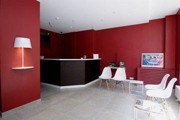 Acropolis Hotel Paris Boulogne - 14