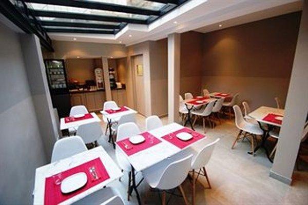 Acropolis Hotel Paris Boulogne - 15