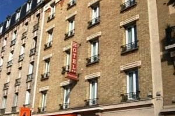 Acropolis Hotel Paris Boulogne - 22