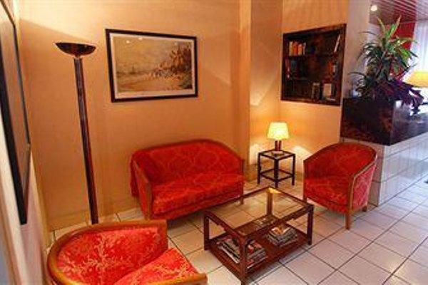 Acropolis Hotel Paris Boulogne - 5