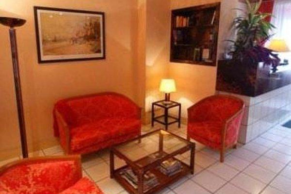 Acropolis Hotel Paris Boulogne - 6