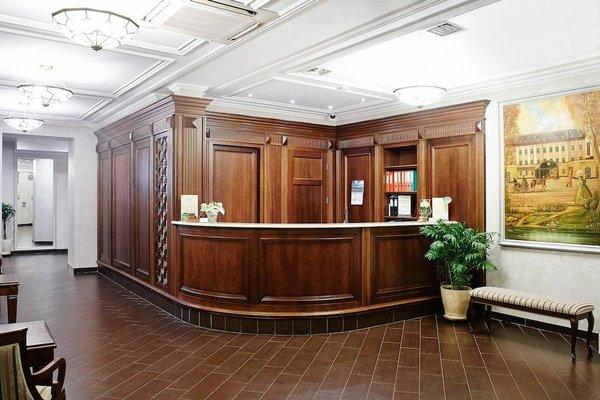 Отель Тосно - фото 16