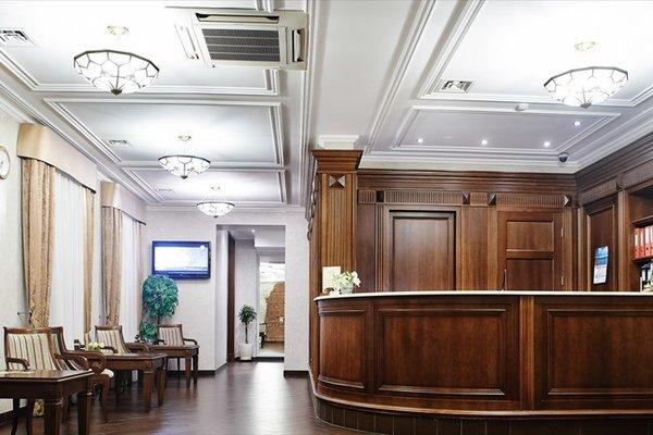 Отель Тосно - фото 17