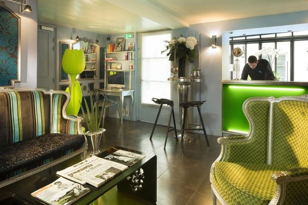 Hotel Design Sorbonne - фото 5