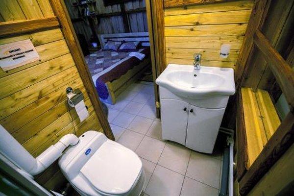 Гостиница Тихая Заводь - фото 4