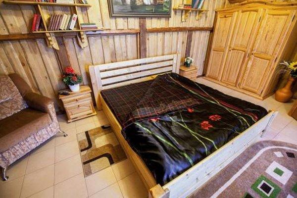 Гостиница Тихая Заводь - фото 8