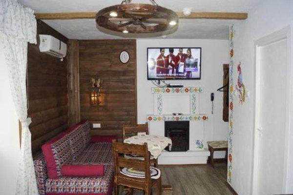 Мини-отель RedVill - фото 18