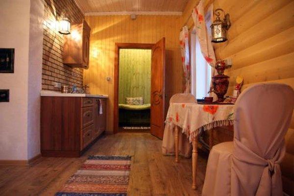 Апартаменты Любы с видом на монастырь - фото 12