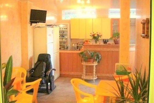 Гостевой дом Оранжевое небо - 10