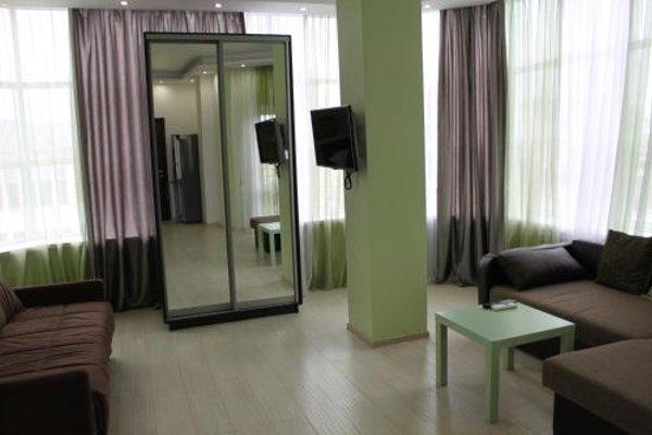 Апарт-отель Сертиди - фото 10