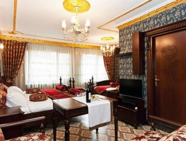 Апартаменты The First Ottoman Apartments