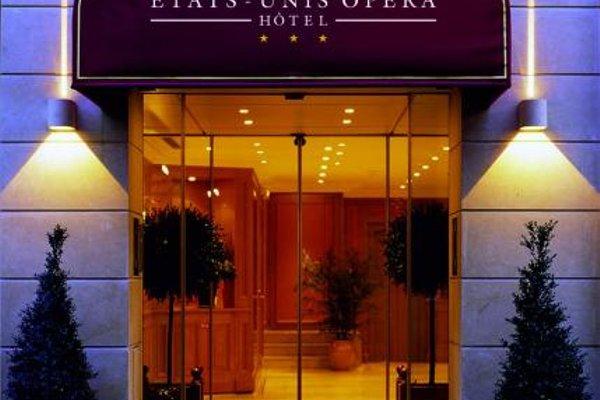 Hotel Etats-Unis Opera - 20