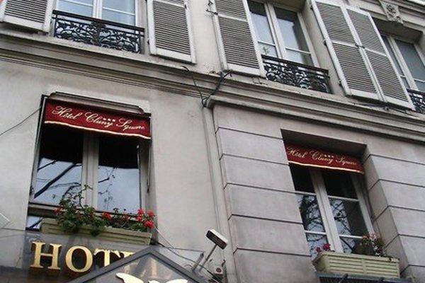 Hotel Cluny Square - фото 6