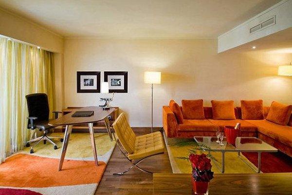 Paris Marriott Rive Gauche Hotel - 4