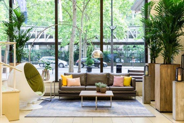 Paris Marriott Rive Gauche Hotel - 7
