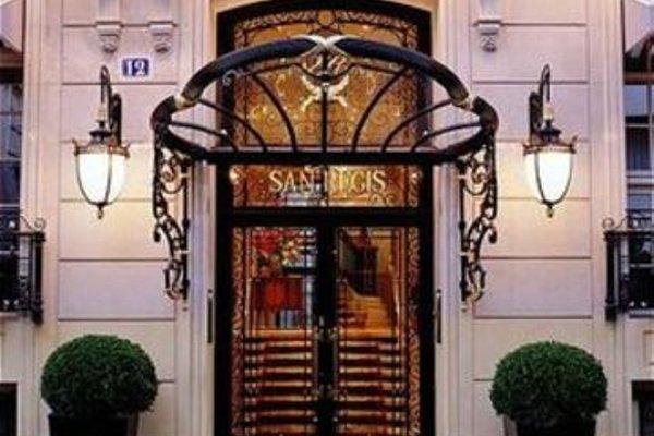 Hotel San Regis - фото 19