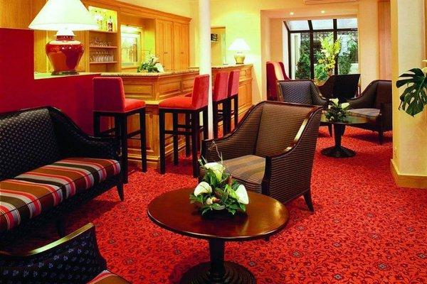 Hotel Berne Opera - фото 8