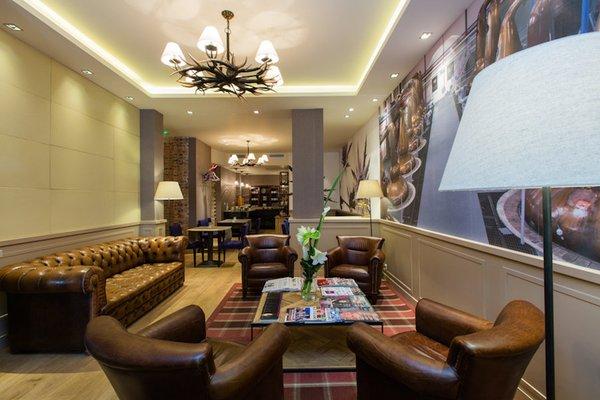 Hotel Brittany - 5