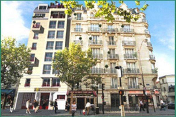 Appart'City Paris La Villette - 21