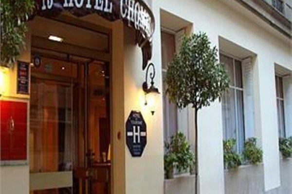 Hotel Le Petit Chomel - 14