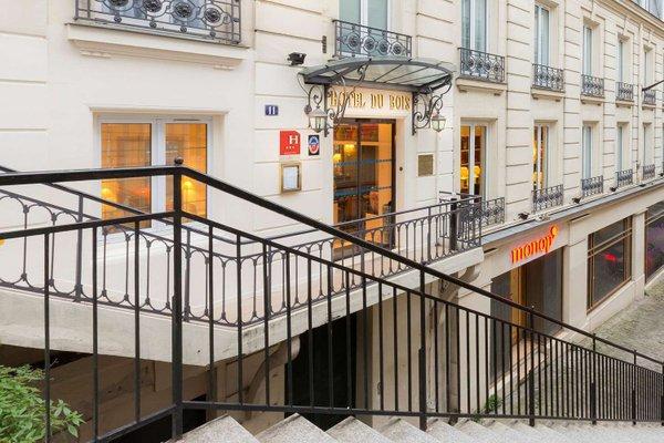 Hotel Du Bois Champs-Elysees - фото 4