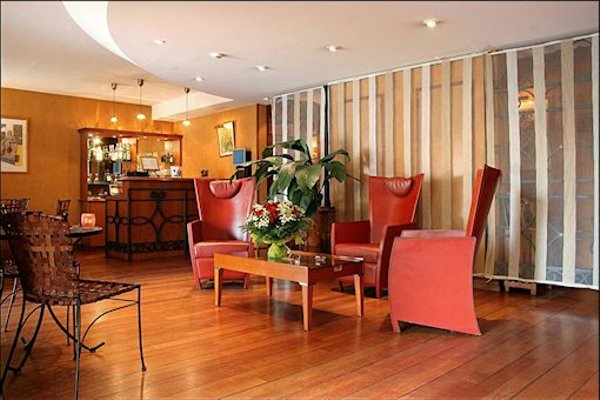 9Hotel Montparnasse - фото 7