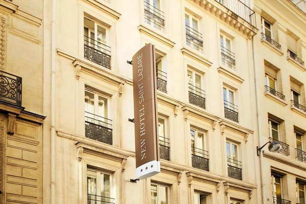Newhotel Saint Lazare - фото 5
