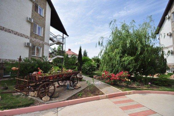 Отель «Лига-клуб» - фото 9