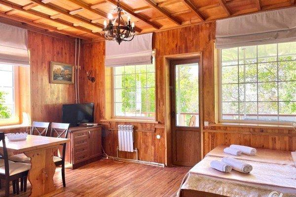 Эко Отель Перевальное - фото 15