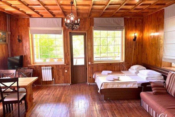 Эко Отель Перевальное - фото 16
