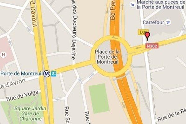 ibis Paris Porte de Montreuil - 4