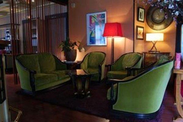Hotel Du Trosy - фото 10