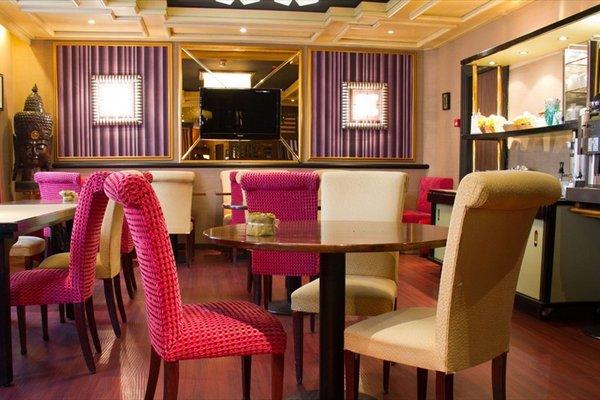 Hotel Du Trosy - фото 18