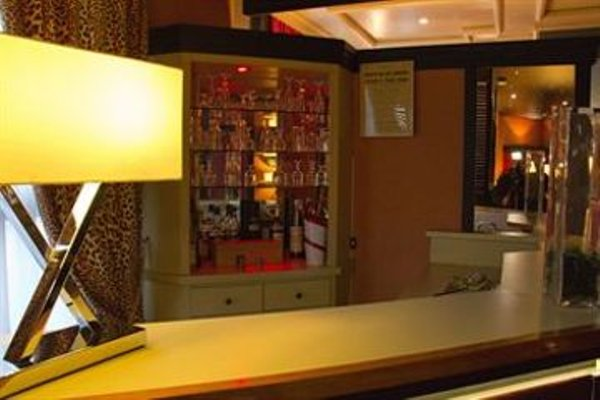 Hotel Du Trosy - фото 22