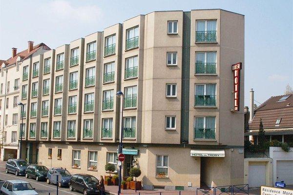 Hotel Du Trosy - фото 23