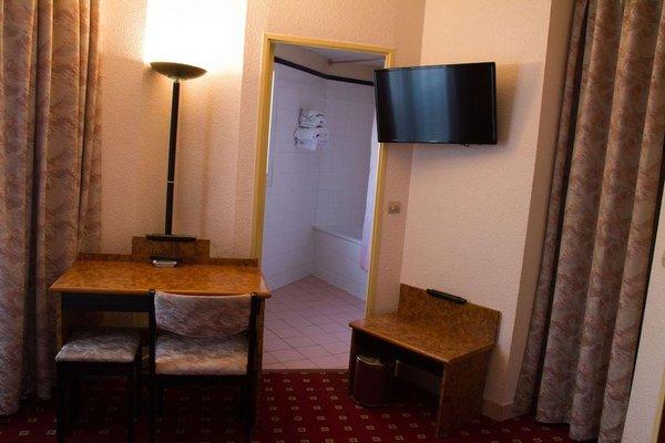Hotel Du Trosy - фото 3