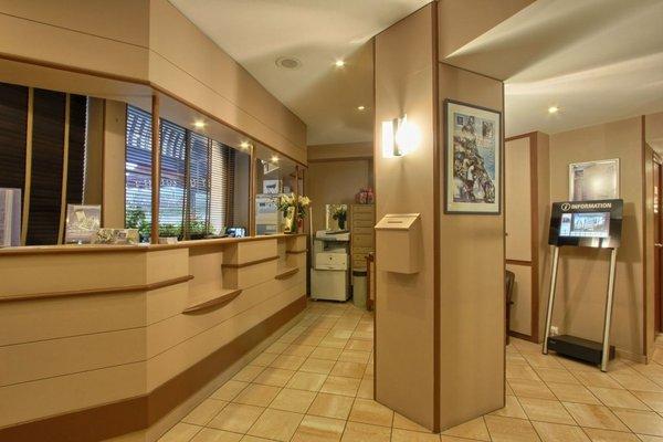 Timhotel Paris Gare Montparnasse - 16