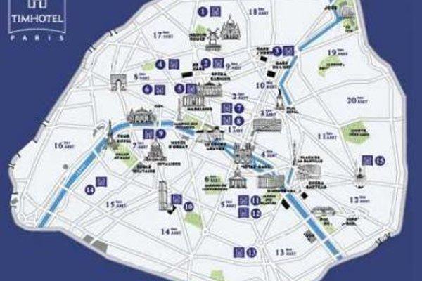 Timhotel Paris Gare Montparnasse - 5