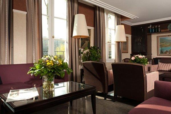 Hotel De La Jatte - 11