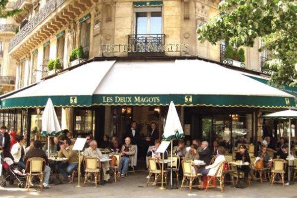 Saint Germain des Pres Apartment - фото 15