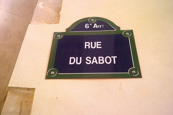 Saint Germain des Pres Apartment - фото 16