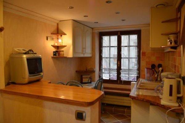 Saint Germain des Pres Apartment - фото 18