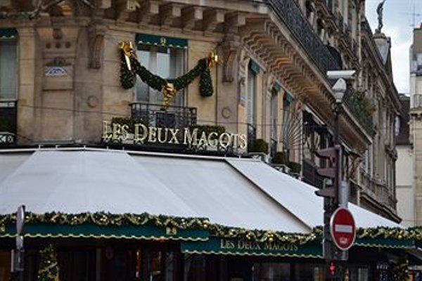 Saint Germain des Pres Apartment - фото 19