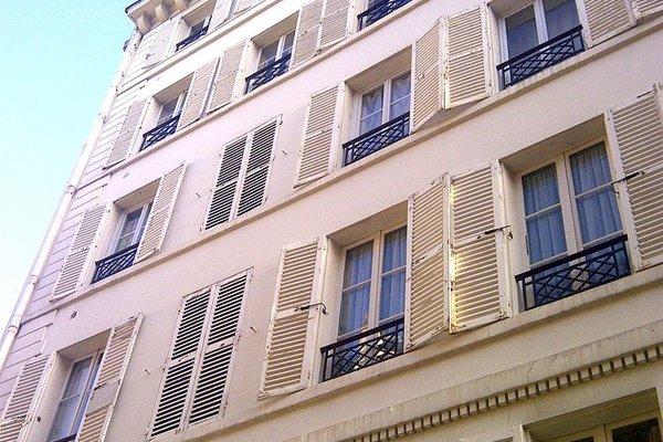 Saint Germain des Pres Apartment - фото 22