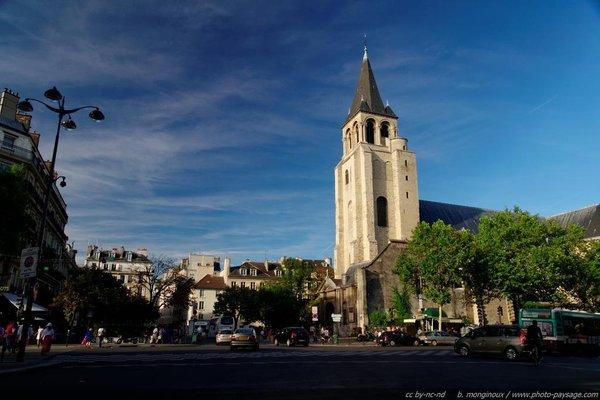 Saint Germain des Pres Apartment - фото 23